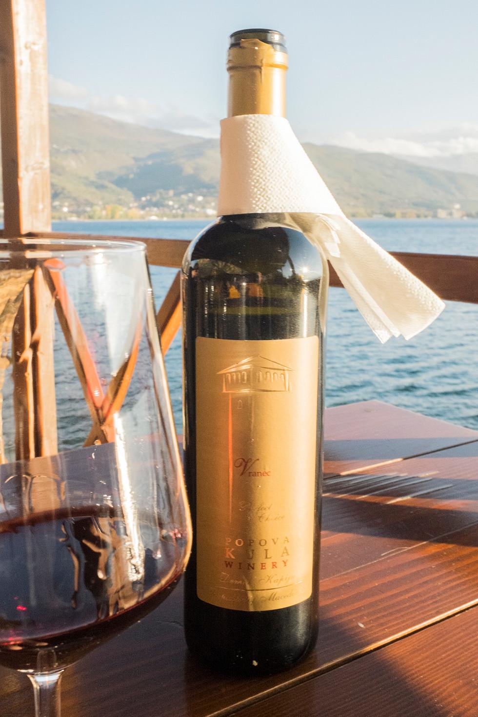 wines wines wines and... rakija