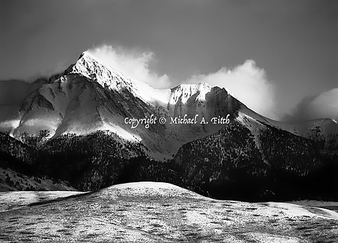 Mt. Borah (Limited edition of 20)