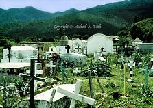 Cementario, Valle de Angeles, Honduras