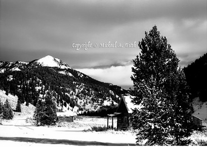 Gold Country, near Salmon, Idaho (limited edition of 20)