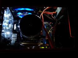 BOSS:FX-57 Window close up