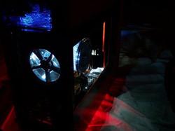 BOSS:FX-57 showing the lighting