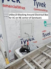 14Dec19 Blocking for AC Electrical NE Me