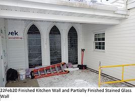 22Feb20 Finished Kitchen Wall.jpg