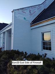 8Jan20 East Side Firewall.jpg