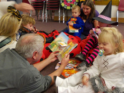 Little Lambs Story hour