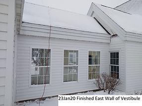 23Jan20 Finished East Wall Vestibule.jpg