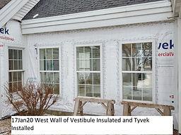 17Jan20 West Wall Vestibule insulated.jp