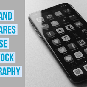 Apps and softwares to use for Stock Photography