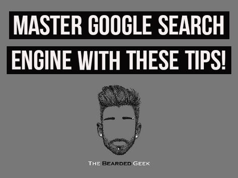Ok, Google. How to master Google's search engine? | Tips to browse Google the way you want it!