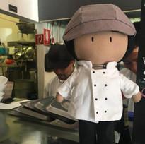 Chef Hiro by CYSN
