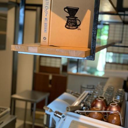 Mogu Mogu Coffee Machine