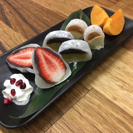 Mini Daifuku platter
