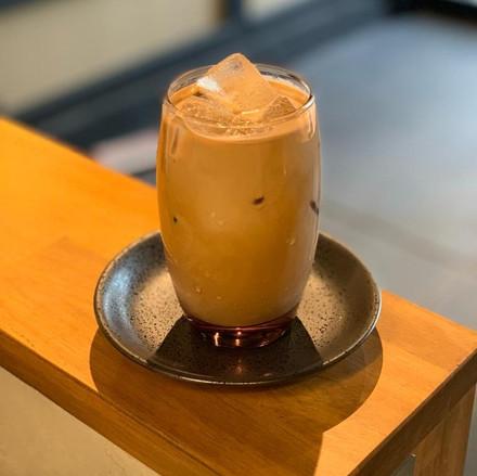 Mogu Mogu Iced Latte