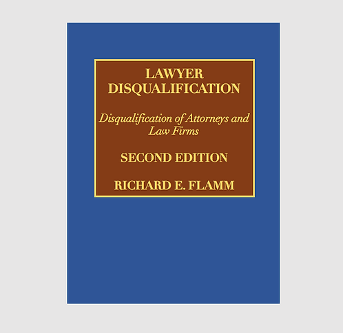 Lawyer Disqualification