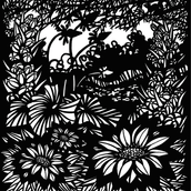 "Design for ""Our Garden"" by Roma Devanbu"