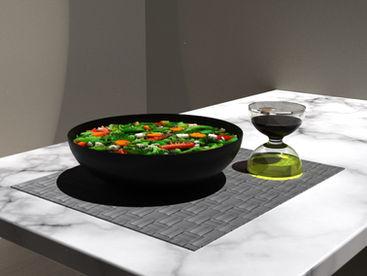 Olive Oil & Vinegar: Form Exploration