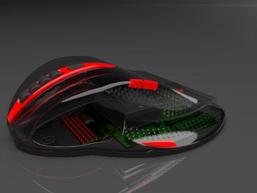 Manta X3 Mouse: Designer's Mouse