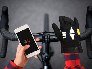 Smart Biking Gloves