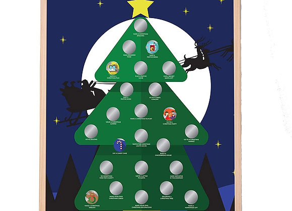 Poster Calendario de Adviento