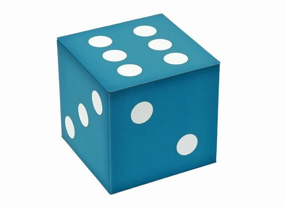 D6BLUE  dado Azul 2,84 € Pack 12