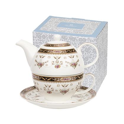 Tea for One Clásica (tetera + taza)