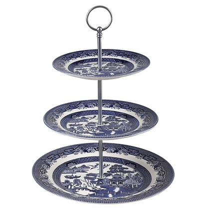 Soporte para pastas Blue Willow