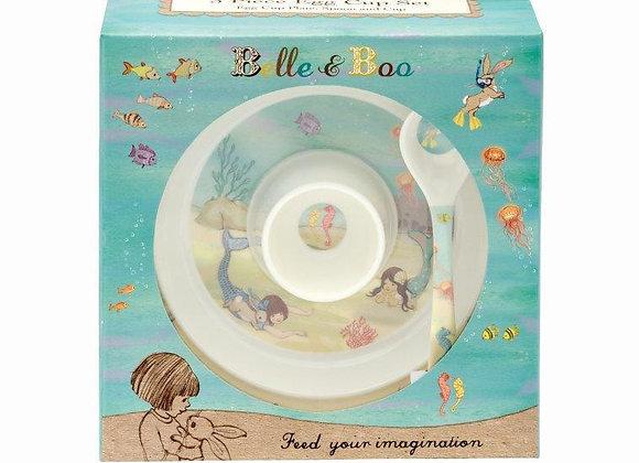 BEL4110 Set de 3 egg cup 10,60 € Pack 6