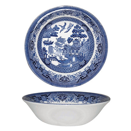 Bowl Grande Blue willow 24cm