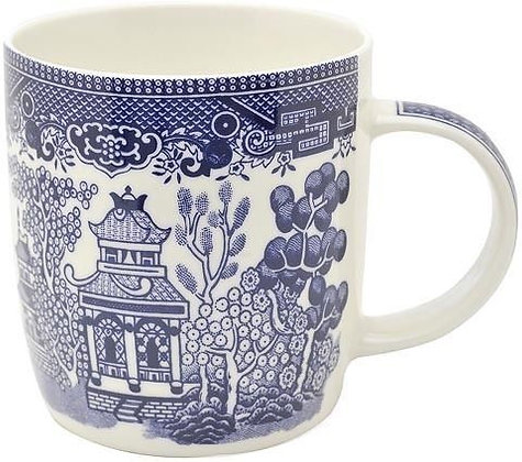 Taza Blue Willow