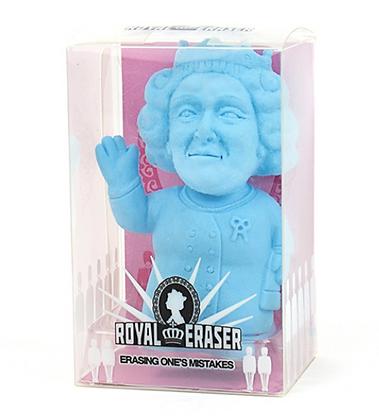 Goma de borrar Queen Elisabeth II
