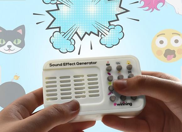 Máquina de sonido Emoticonos
