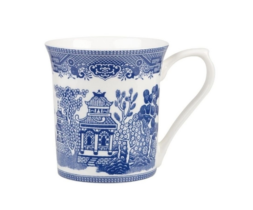 Taza Royale Blue Willow