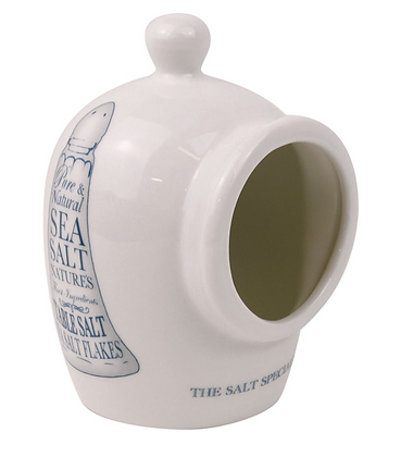 Salero porcelana