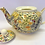 Thumbnail: Tetera grande porcelana William Morris