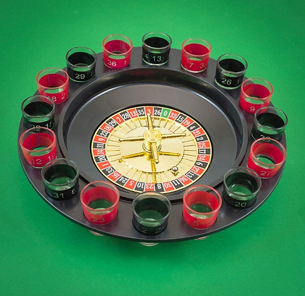 Juego Drinking Roulette