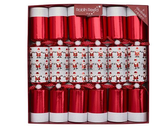 Crackers Papa Noel