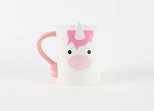 Taza unicornio