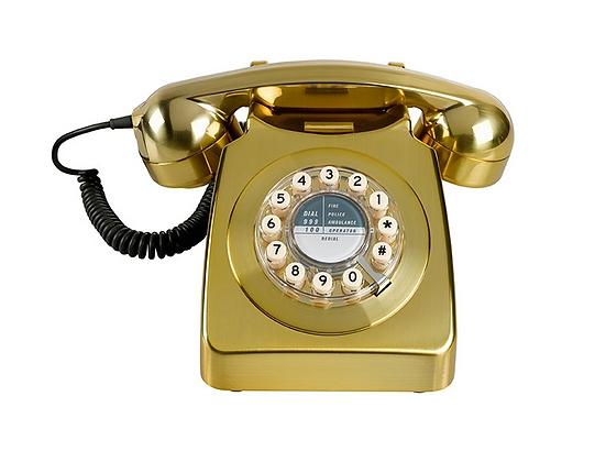 Teléfono 746 Dorado