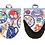 Thumbnail: Set 2 guantes cocina Mediterráneo