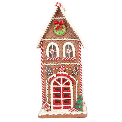 Casa Gingerbread Led