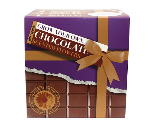 """Semillas """"Grow your own chocolate"""""""