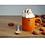 Thumbnail: Taza Lisa Naranja