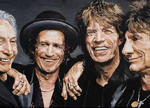 Cuadro Rolling Stones (canvas)