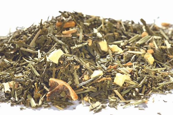 Té Verde Sencha Jengibre y Limón
