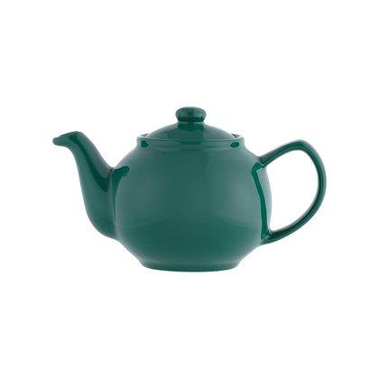 Tetera pequeña verde (2 tazas)