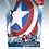 Thumbnail: Escudo Capitan America con Luz 3D