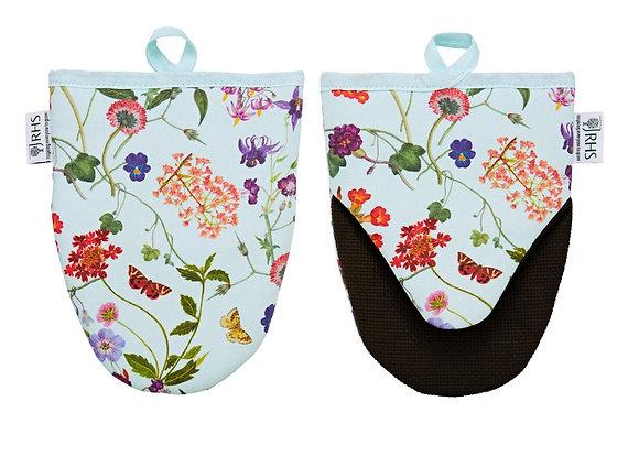 Set 2 guantes cocina pequeños Spring Floral