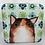 Thumbnail: Lata pequeña gato florecitas
