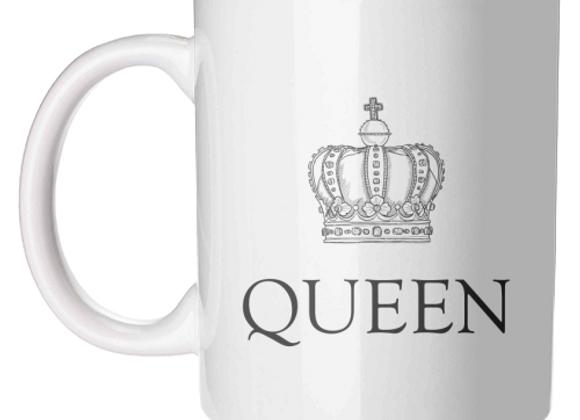 Taza Corona Queen